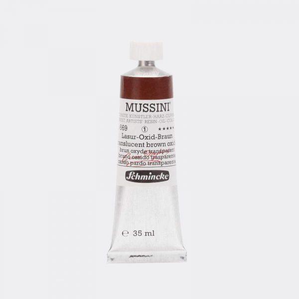 colori a olio Schmincke Mussini 35ml