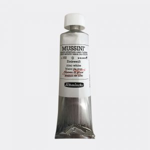 colori a olio Schmincke Mussini Bianco di Zinco 150ml