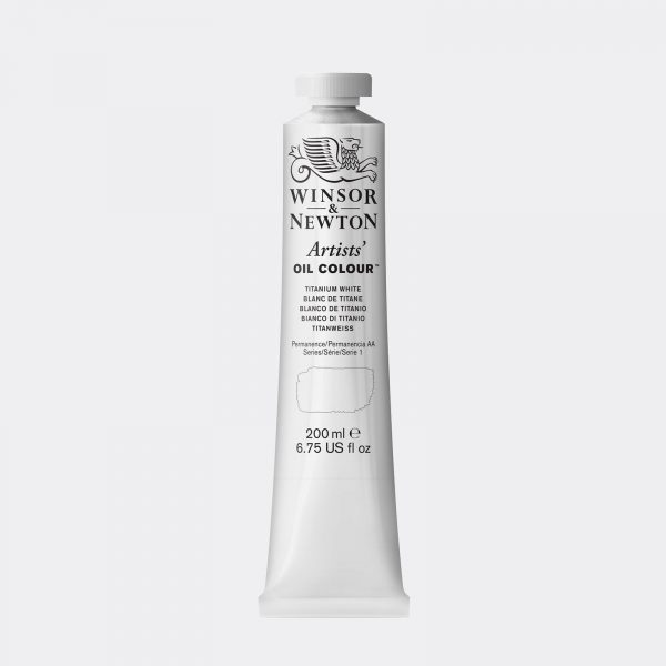 Olio Winsor Newton Artists 200ml Pellegrini Brera Milano