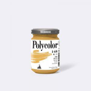 Maimeri Vinilico Polycolor Metallici 140ml Pellegrini Brera Milano