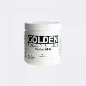 Golden Fluid Acrylic Colours 273ml Pellegrini Brera Milano