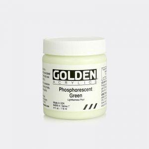 colori acrilici Golden Acrylic Fluorescent Phosphorescent 118ml Pellegrini Brera Milano