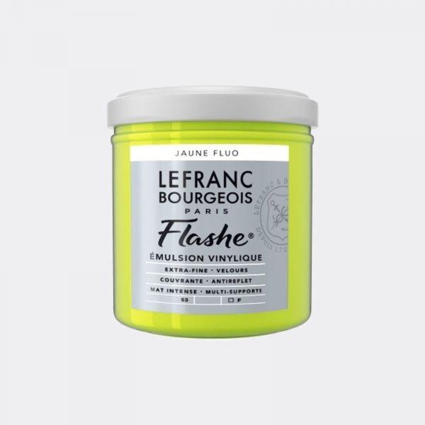 Colori Acrilici Lefranc Bourgeois Flashe fluo 125ml Pellegrini Brera Milano