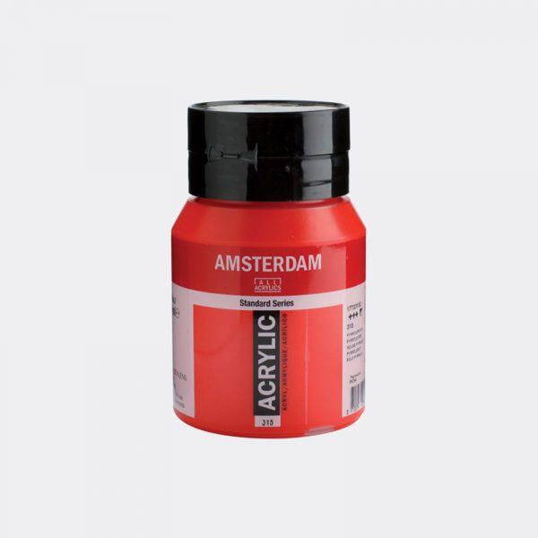 colori Talens acrilico Amsterdam Serie 1 500ml Pellegrini Brera Milano