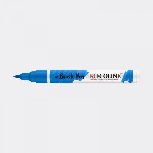 Pennarello Acquerello Liquido Talens Ecoline Brush Pen Pellegrini Brera