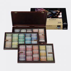 confezione 225 pastelli Rembrandt Talens Pellegrini Brera
