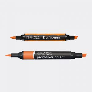 Pennarello a due punte Winsor & Newton Promarker Brush